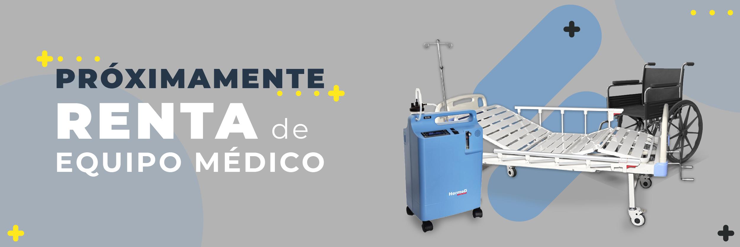 Renta de equipo medico tanques de oxigeno, camas, concentradores