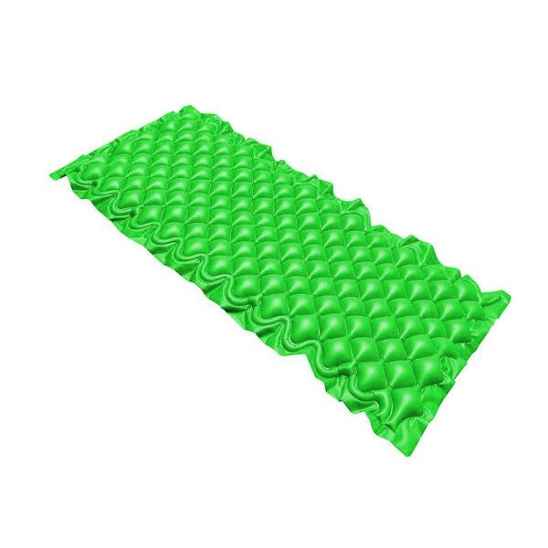 Colchón de presión alterna marca Eko Mobility color verde